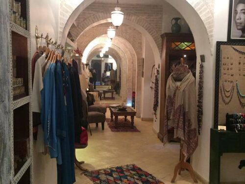 Store Caftan & Tunic, Womens Clothes Marrakech
